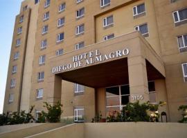 迭戈德阿尔马格罗阿里卡酒店