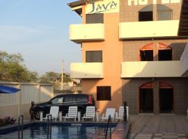 加瓦汽车旅馆