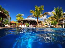 美拉尼西亚维拉港酒店