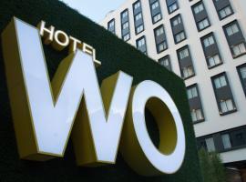 WO Hotel,位于高雄的酒店