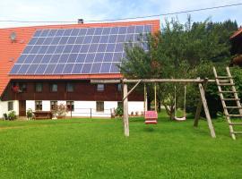 Ferdihof Holiday Home