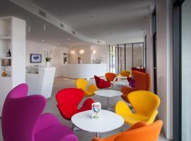 卢加诺城市酒店