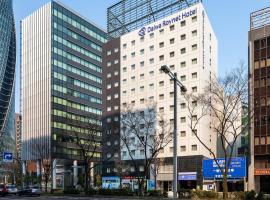 名古屋站美大和鲁内酒店