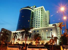 GBW酒店,位于新山的酒店