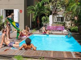 伊帕奈玛海滩别墅酒店