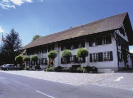 克罗伊茨酒店, Mühledorf