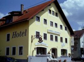 加尼佐尔波斯特膳食公寓酒店
