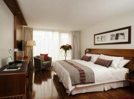 时间选择公寓式酒店