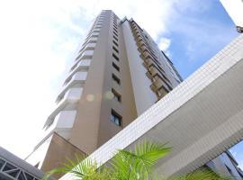 巴西利亚桑塔纳黄金公寓酒店