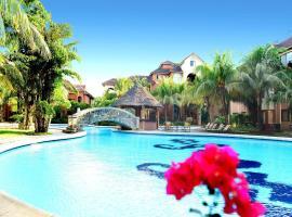 布甘维利亚斯套房酒店及Spa,位于圣克鲁斯的酒店