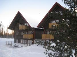 Blåbärsvägen Vacation Home, Fjätervålen (Lofsdalen附近)