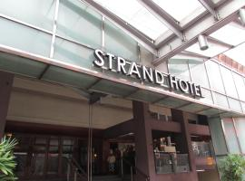 Strand Hotel (SG Clean),位于新加坡的酒店