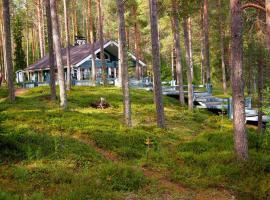 Auringonnousu Cottage, Taivalkoski