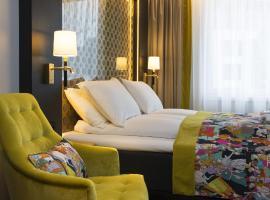 奥斯陆罗森克兰兹托恩酒店, 奥斯陆