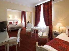 贝斯特韦斯特布里斯托大酒店