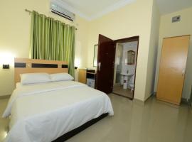 Momak Hotels and Suites, Iseyin (Afijio附近)