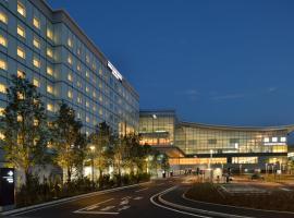 东京羽田皇家花园酒店,位于东京的酒店