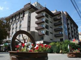 拉普索迪亚市中心酒店, 博托沙尼