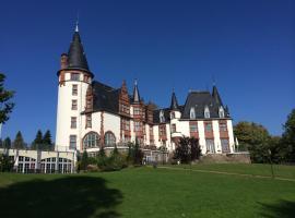克灵克城堡酒店