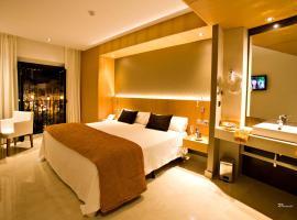 巴拉梅达酒店, 桑卢卡尔-德巴拉梅达