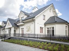 迪沃勒瑞克纳德罗斯路易斯弗恩酒店, Olkusz