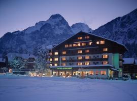瑞士博尼福品质酒店, 坎德施泰格