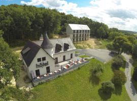 依玛格酒店, La Roche-Clermault
