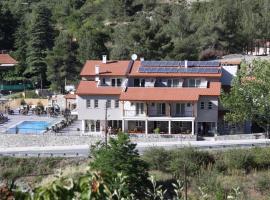 Livadia Hotel Kyperounta, Kyperounda
