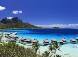 索菲特波拉波拉私人岛屿酒店