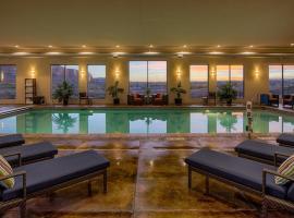 沙漠玫瑰小屋度假酒店