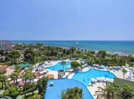 伊思花海滩酒店