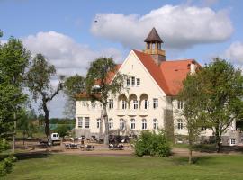 库格多夫城堡酒店