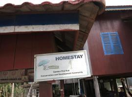 Isanborei Homestay 1