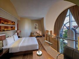 希尔顿柏林酒店