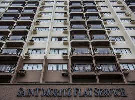 圣莫里茨埃斯特仑酒店