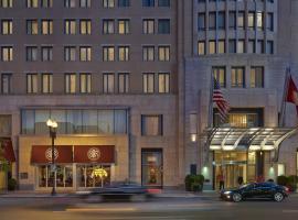波士顿文华东方酒店