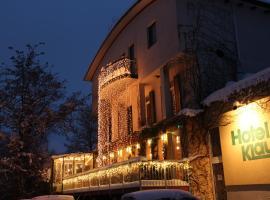 克劳斯温维特尔酒店