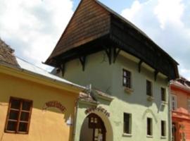锡吉什瓦拉伯格旅馆