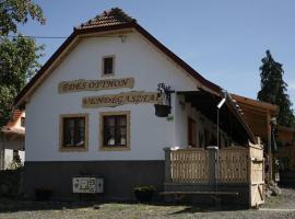 埃德奥桑温德加斯旅馆, Nagybörzsöny