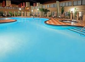 奥尔巴尼红狮酒店