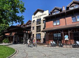 Hotel Żubrówka Spa & Wellness, Białowieża