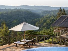 内普顿内格罗格豪华度假村(全包服务), Ngorongoro