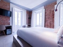 马德里市中心弗恩卡拉尔52号住宿加早餐旅馆