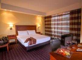 罗马卡潘尼尔酒店