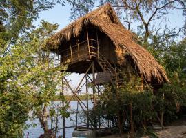 萨蒙村旅馆