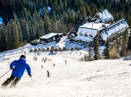 菲耶加尔登滑雪进出酒店