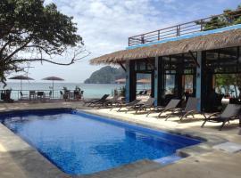 皮皮岛长滩度假别墅酒店