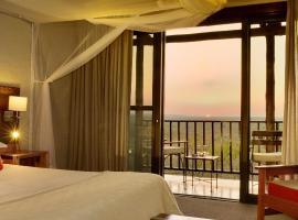 维多利亚瀑布野生酒店