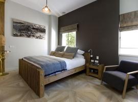 Molcho Neve Tzedek Apartments by Master