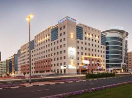 布尔迪拜城市马克斯酒店,位于迪拜的酒店